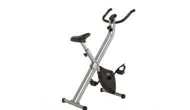 reviews: best folding exercise bikes of 2020