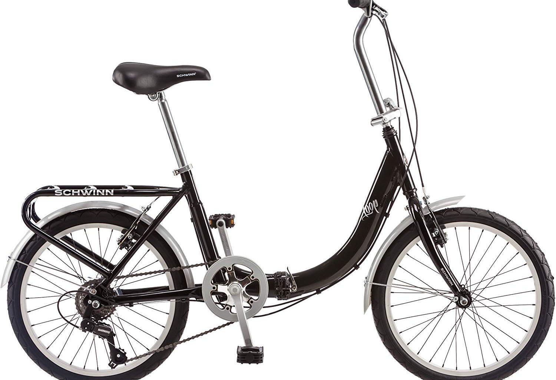 schwinn folding bikes reviewed
